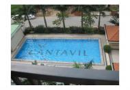Cần cho thuê căn hộ Cantavil, Q2, giá rẻ, 120m2, 3PN, NT đẹp, giá 20 triệu/tháng