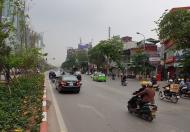 Bán nhà mặt phố Nguyễn Cảnh Dị, Hoàng Mai 110m2, 5 tầng, 9m MT lô góc tuyệt đẹp