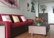 Bán căn hộ chung cư cao cấp HUD 3 63m2, 2 phòng ngủ, nội thất đầy đủ (có ảnh thật trực tiếp)