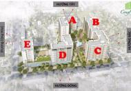Bán căn hộ 2 phòng ngủ, diện tích trên 71m2, trung tâm quận Tân Bình, giá chỉ 2.6 tỷ