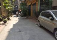 Bán đất Ngõ Quỳnh, Hai Bà Trưng, ô tô đỗ cửa, 58m2, chỉ 3,5 tỷ, LH 0918288618