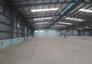 Cho thuê nhà xưởng tại KCN Tân Tạo, Bình Tân, DT: 2100m2, văn phòng 450m2 (1 trệt, 2 lầu)