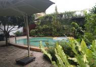 Biệt thự nghỉ dưỡng Nguyễn Văn Trỗi, P. 1, có hồ bơi, giá 57 tỷ