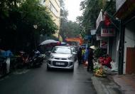 Nhà mặt phố Vũ Hữu, Thanh Xuân, ô tô, kinh doanh, DT 34m2 * 5 tầng, giá 5.5 tỷ