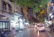 Bán nhà mặt phố Phan Bội Châu, Hoàn Kiếm, 36m2 x 5 tầng, mặt tiền 4.5m, giá 23.5 tỷ. LH 0917712211