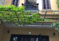 Cần bán nhà số 17 ngõ 111 Hào Nam 30m2, 4 tầng, mặt tiền 4m, giá 3.1 tỷ
