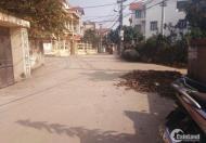 Cần bán nhanh lô đất làng Vàng – Gia Lâm rất thuận tiện cho con đi học.