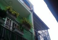 Bán nhà đúc 3 tầng, 40m2, sổ hồng riêng Âu Cơ, Tân Bình, giá 3.7 tỷ