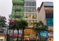 Bán nhà mặt phố Phan Bội Châu, Hoàn Kiếm. DT 36m2 x 5 tầng, MT 4.5m, giá 23.5 tỷ, LH 0911283536