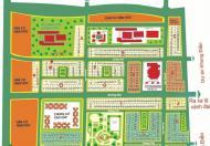 Bán lô đất dự án cao cấp Gia Hòa quận 9, DT 7x22m, đường 12m, giá 52tr/m2