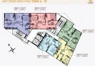 Dự án căn hộ The Penta Bình Thạnh, nằm ngay mặt tiền đường Hoàng Hoa Thám
