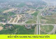 Còn 40 lô đất nền có sổ đỏ ngay cạnh KCN Samsung, chỉ 670 triệu