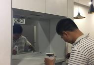 Cho thuê căn hộ chung cư cao cấp Five Star số 2 Kim Giang Hà Nội DT 70m2 2 PN, full, 12 tr/th
