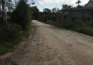Cần tiền bán lô đất 2 mặt tiền (60mx70m), ở xã Bình Hiệp, Bình Sơn, Quảng Ngãi