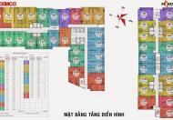 A. Huy chính chủ cần bán gấp CHCC Gemek Tower A, căn 1611, DT 65.3m2, giá: 15 tr/m2, LH: 0865427658