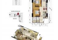 Full nội thất căn hộ 79.1m2 2 PN tòa A Gemek Tower 1 - Hoài Đức