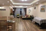 Cần bán chung cư 3 PN nhà đẹp, full nội thất tại CT10, khu đô thị Việt Hưng, Long Biên