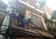 Cho thuê nhà riêng mặt ngõ ô tô Hoàng Hoa Thám