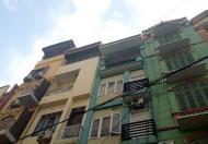 Cho thuê nhà riêng ngõ ô tô phố Trung Kính