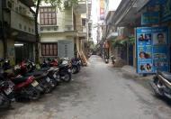 Cho thuê nhà riêng mặt ngõ Trần Duy Hưng