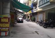 Cho thuê nhà tại ngõ Ao Sen Hà Đông