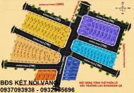 Cần bán lô đất B12 dự án Trường Lưu Riverside, DT 61,5m2, giá 2,2 tỷ phường Long Trường quận 9