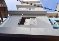 Cần bán nhà Dương Văn Bé, Hai Bà Trưng, 48m2, 4 tầng, MT 4.5m, lô góc, giá 3.5 tỷ