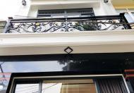 Nhà mới 2 lầu vừa hoàn thiện ngay khu biệt thự Kiều Đàm, P. Tân Hưng, Q7