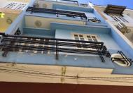 Bán nhà 2 lầu hẻm 44 đường Bùi Văn Ba, P. Tân Thuận Đông, Quận 7. Giá 4 tỷ