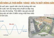 Cơ hội sở hữu ngay shophouse Centa City tại trung tâm đô thị Vsip Từ Sơn, Bắc Ninh