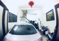 Bán nhà đẹp 4 tầng ngõ thông đường nông, gara ô tô phố Trần Đại Nghĩa, giá 4.6 tỷ