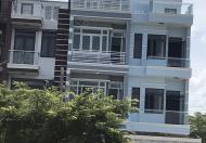 Bán nhà mới xây hẻm 6m Huỳnh Tấn Phát, ngay trung tâm thị trấn Nhà Bè, DT 4x17m. Giá 4,3 tỷ