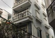 Bán nhà mặt tiền đường Số 7 Thành Thái P1, Q10, DT 3,5x22m, 4 lầu, HĐ thuê 45 tr/th