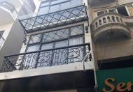 Bán nhà mặt ngõ 177 Thịnh Quang, 42m2, 5 tầng, mặt tiền 4.4m, giá 4.25 tỷ