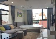 Cho thuê căn hộ tại Lê Thanh Nghị, 45m2, ban công, sáng thoáng, mới hiện đại