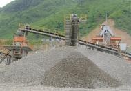 Chuyển nhượng mỏ đá xây dựng đang kinh doanh tốt ở huyện Nghĩa Đàn, Nghệ An