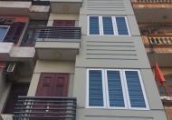 Bán nhà mặt ngõ 232 Yên Hòa 45m, 5 tầng, mặt tiền 5.8m, giá 11.5 tỷ