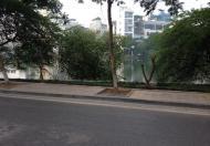Bán đất mặt phố Trúc Bạch, Ba Đình, Hà Nội, 140m2, mặt 15m, giá 84 tỷ. LH: 0927661015