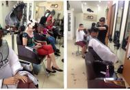 Nhượng Salon tóc 132 phố Mễ Trì Thượng, 0986361838