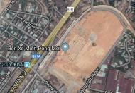 Bán kho bãi MT Xa Lộ Hà Nội, đối diện BXMĐ. DT 3000m2, giá 85,9 tỷ