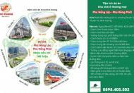 Bán đất dự án mới Phú Hồng Lộc – Phú Hồng Phát, Thuận Giao, 480 lô, MT 20m, 60-90m2
