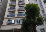 Chính chủ cần bán nhà mặt đường Bưởi, 40m2 x 7 tầng, giá 7.45 tỷ, kinh doanh cực tốt, có vỉa hè