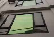 Cho thuê nhà mặt phố Trung Kính 5 tầng MT 5.5m giá 83 triệu/tháng.