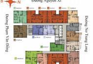 Bán căn hộ Bình Thạnh, đường Nơ Trang Long, căn 1PN, giá 2,49 tỷ. LH 0902422478