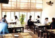 Sang nhượng lại cửa hàng Cafe và cơm văn phòng rất đẹp mặt phố Thái Thịnh.