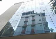 Chính chủ bán nhà phố Bạch Mai, DT 95m2, 8 tầng, MT 9m, lô góc, thang máy, giá 17 tỷ