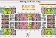 Tôi bán căn góc CC Golden West, DT 96m2, căn 1018, giá 28tr/m2. LH 0944891661 A. Hùng