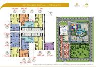 Bán gấp căn 1508 CC Imperia Plaza, DT 90,71m2, giá 25tr/m2, LH 0944891661 chú Hải