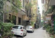 Bán nhà phố trung tâm chợ phụ tùng ô tô Lạc Nghiệp, phân lô ô tô tránh 46m2, 9 tỷ, LH 0906621383