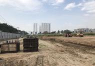 Đất nền 2 mặt tiền chợ Bình Điền SHR, thổ cư 100%, bao sang tên & móng cọc